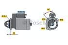 Bosch Starter 0 986 015 150