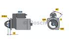 Bosch Starter 0 986 015 630