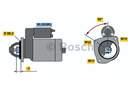 Bosch Starter 0 986 021 600
