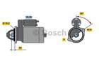 Bosch Starter 0 986 022 010