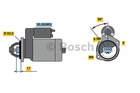 Bosch Starter 0 986 022 790