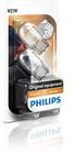 Philips Gloeilamp achteruitrijlicht / Gloeilamp daglicht / Gloeilamp derde remlicht / Gloeilamp knipperlicht / Gloeilamp mist-/ achterlicht / Gloeilamp mistachterlicht / Gloeilamp parkeer-/ begrenzingslicht / Gloeilamp remlicht / Gloeilamp remlicht-/ achterlicht 12065B2
