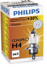 Philips Gloeilamp grootlicht / Gloeilamp koplamp / Gloeilamp mistlicht 12342PRC1