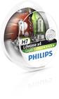 Philips Gloeilamp bochtcorrectieschijnwerper / Gloeilamp daglicht / Gloeilamp grootlicht / Gloeilamp koplamp / Gloeilamp mistlicht 12972LLECOS2