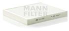 Mann-filter Interieurfilter CU 2757