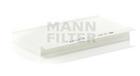 Mann-filter Interieurfilter CU 3337