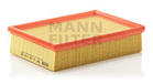 Mann-filter Luchtfilter C 25 114