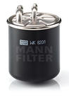 Mann-filter Brandstoffilter WK 820/1