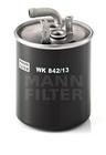 Mann-filter Brandstoffilter WK 842/13