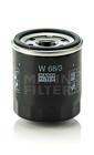 Mann-filter Oliefilter W 68/3