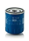 Mann-filter Oliefilter W 712/8