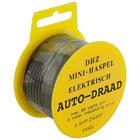 Mijnautoonderdelen Kabel zwart 2,5mm 2 6m AM 1081