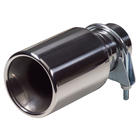 Mijnautoonderdelen Uss Inox Round 89mm L178mm 40-58mm AS 411