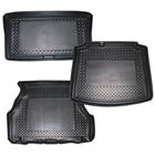 Mijnautoonderdelen Kofferbakschaal PE 206 3/5drs CK SPE01