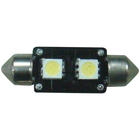 Mijnautoonderdelen LED 'Xenon' White 10x37 CAN-bus Fes EU 0538W