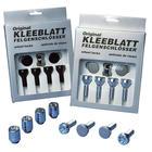 Kleeblatt Slotbouten 14X1.5  34mm Bol Konisch KB 906