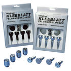 Kleeblatt Slotmoeren 14X1.5  Bol Konisch KB 911