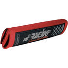 Simoni Racing Seatbelt Protector Set Red Velours SR CC2RV