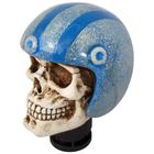 Simoni Racing PK Skull + Blue Helmet SR PK56B