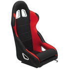 Mijnautoonderdelen Sportseat Type K5 Black/Red not adj SS 36R