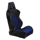 Mijnautoonderdelen Sportseat Eco Black/Blue PVC Right SS 40BR