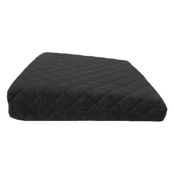 Carpoint Zitkussen 'Basic Black', 40 x 40cm 23290