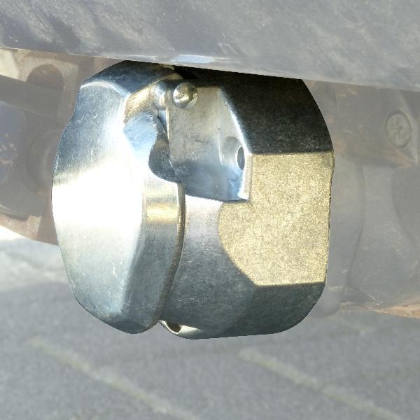 Carpoint Stekkerdoos 7-polig metaal 29506