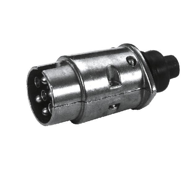 Carpoint Stekker 7-polig metaal bulk 29507