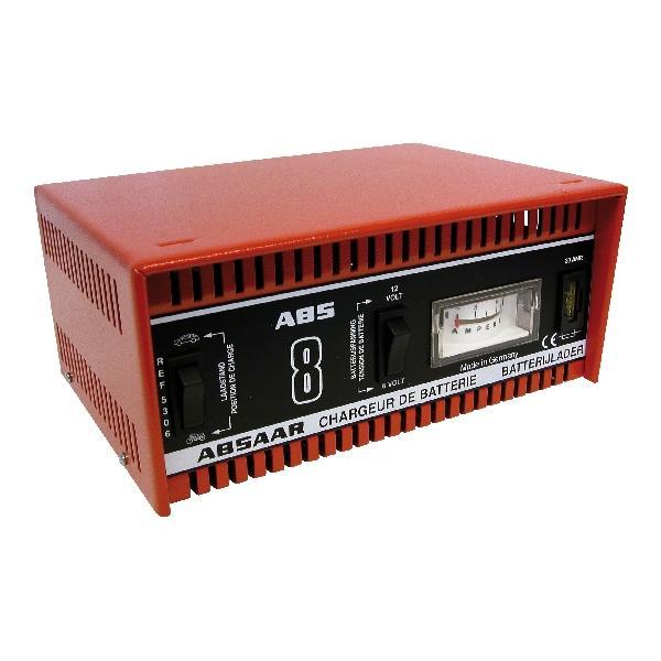 Absaar Absaar acculader 8A 12V  CHMVR 05306