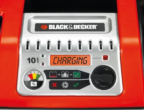 Black & Decker Black&Decker BDSBC10A Acculader 10A 90101