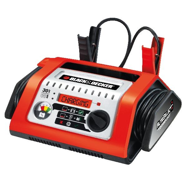 Black & Decker Black&Decker BDSBC30A Acculader 30A 90102