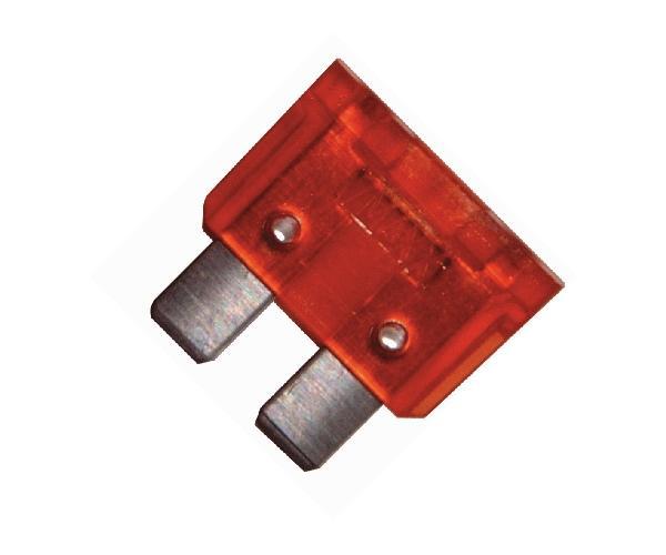 Carpoint Steekzekering 10A 6st 23922