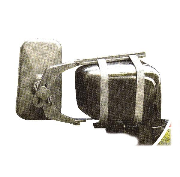 Carpoint Caravanspiegel luxe dubbel 14015