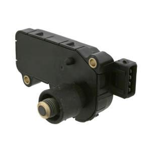 Stappenmotor (nullast regeleenheid)