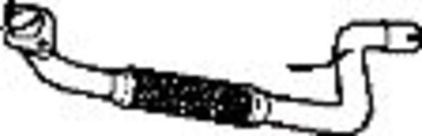 Romax Uitlaatpijp 31 0 082