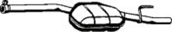 Romax Midden-/einddemper 31 2 012