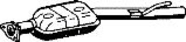 Romax Midden-/einddemper 31 2 016