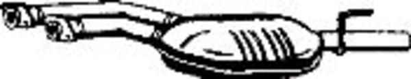 Romax Midden-/einddemper 31 2 021