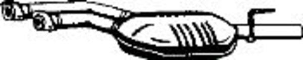Romax Midden-/einddemper 31 2 022
