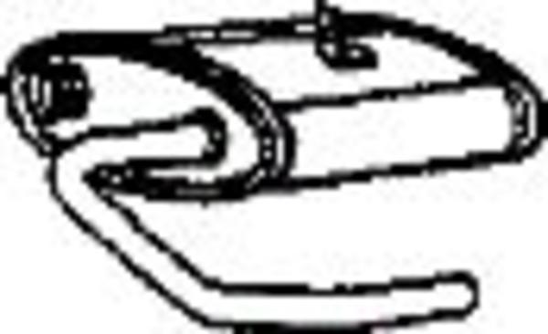 Romax Midden-/einddemper 31 2 088