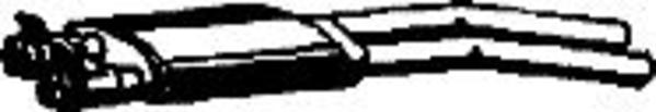 Romax Midden-/einddemper 31 2 127