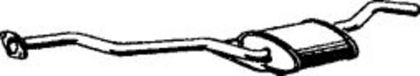 Romax Midden-/einddemper 31 2 137