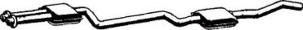 Romax Midden-/einddemper 31 2 175