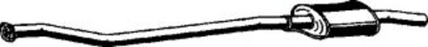 Romax Midden-/einddemper 31 2 205
