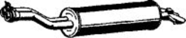 Romax Achterdemper 31 4 166