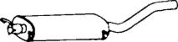 Romax Achterdemper 31 4 181