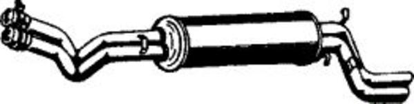 Romax Achterdemper 31 4 182