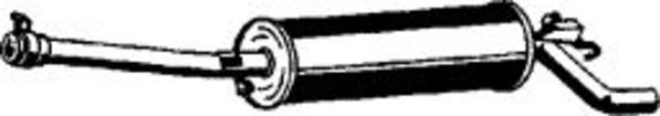 Romax Achterdemper 31 4 206