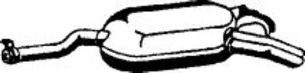 Romax Achterdemper 31 4 222
