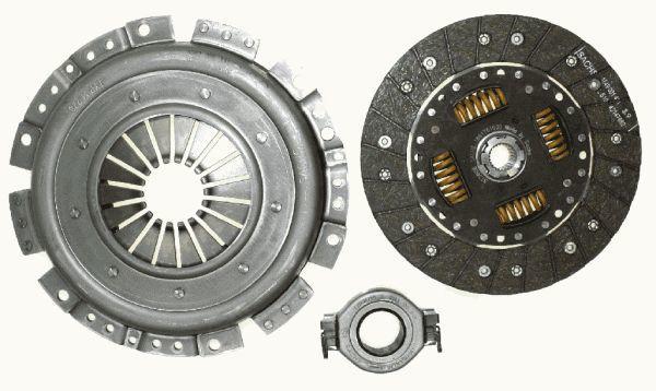 Sachs Koppelings kit 3000 053 008
